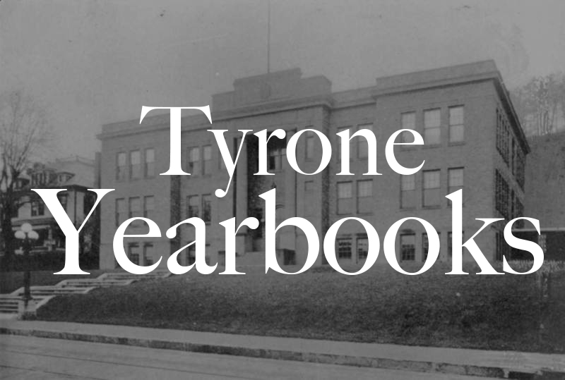 Tyrone Area High School Yearbooks